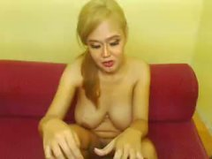 Hot pinay ladyboy with amazing big soft tits