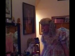 Sissy Reed Barrow Living my Life visibly as a Sissy Baby Transvestite
