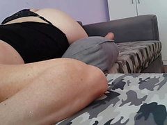 CD Sissy Slut Berkay fucks with his fat Hot Daddy
