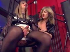 Tgirl and mistress