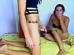 Double Trouble - Shemale Cam Girls