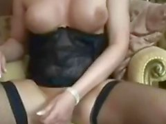 Mature Masturbating Shemale