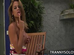 Kamila Smith - A Cum Jerking Episode From A Hot Tranny