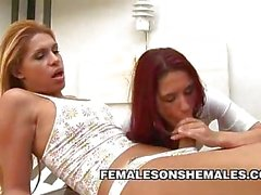 Shemale Andreia Mel sucked well