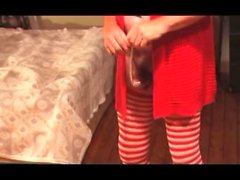 man transexual sounding urethral schoolgirl pumping 1