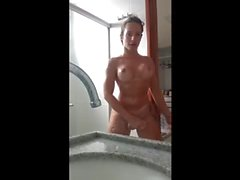 Amateur Tgirls Jerking & Cumming Compilation