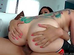 Best of Big Ass Shemale On Female