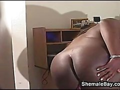 Fat Black Amateur Shemale