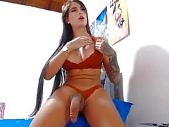 Beauty cumshow