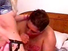 Bisexual Britni - in Strapon Chicks