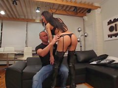 TS Girlfriend Experience 2 - scene 2