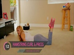ass fitness exercise workout with porn pictures