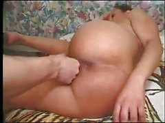 Barebacking A Flat Chested Tranny