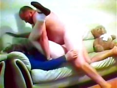 trans schoolgirl fucked bareback by naughty daddy